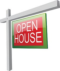 attracting qualified buyers to an open house