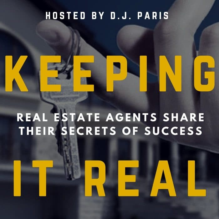 Listen to Keeping It Real Podcast Here!