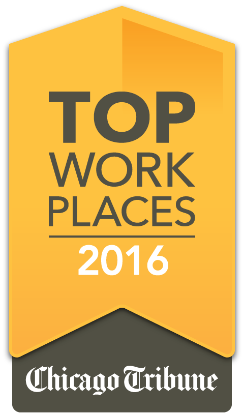 Chicago Tribune Top Workplace Kale Realty